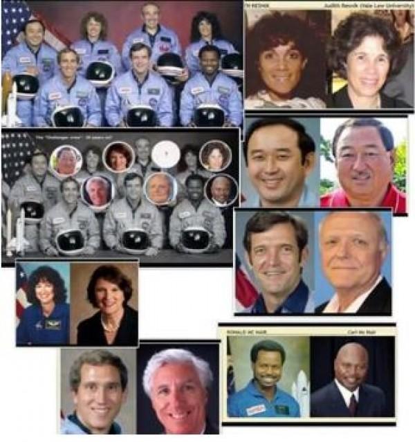 Astronautti joka räjähti (?)