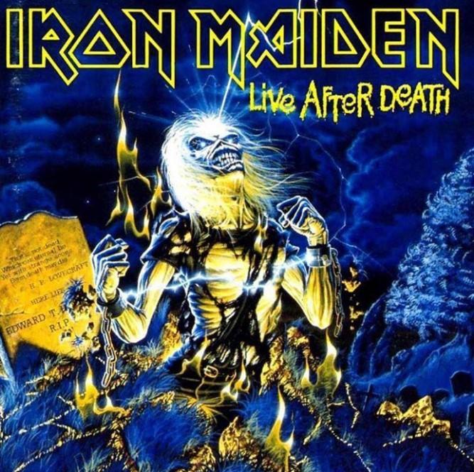 CERN, tekoäly ja Iron Maiden