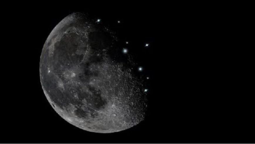 Kuussa tapahtuu
