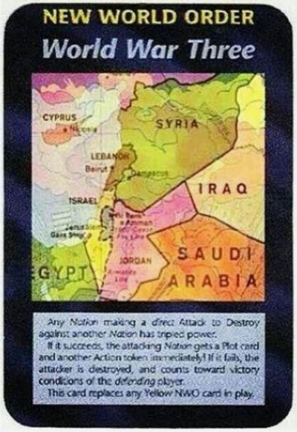 New World Order ja Kolmas Maailmansota