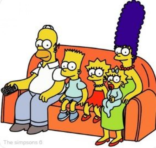 "Nykyajan ""ennustajaeukko"" - Simpsonit"