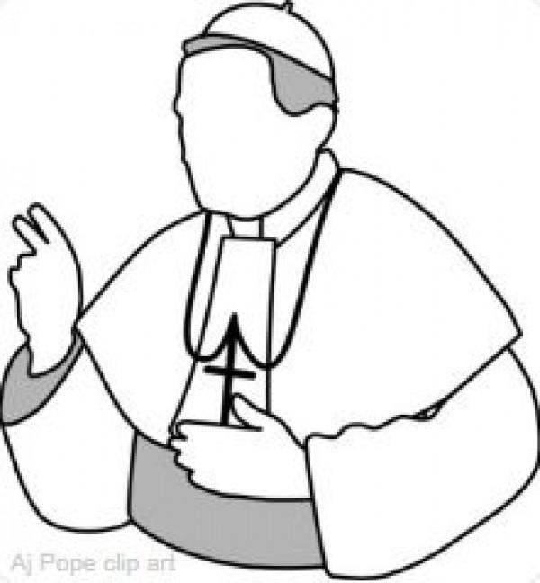 Paavilla on taas asiaa