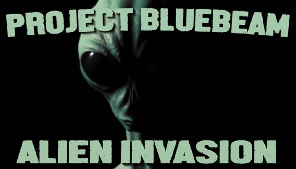 "Projekti Blue Beam: ""Alienit"" tulevat!"