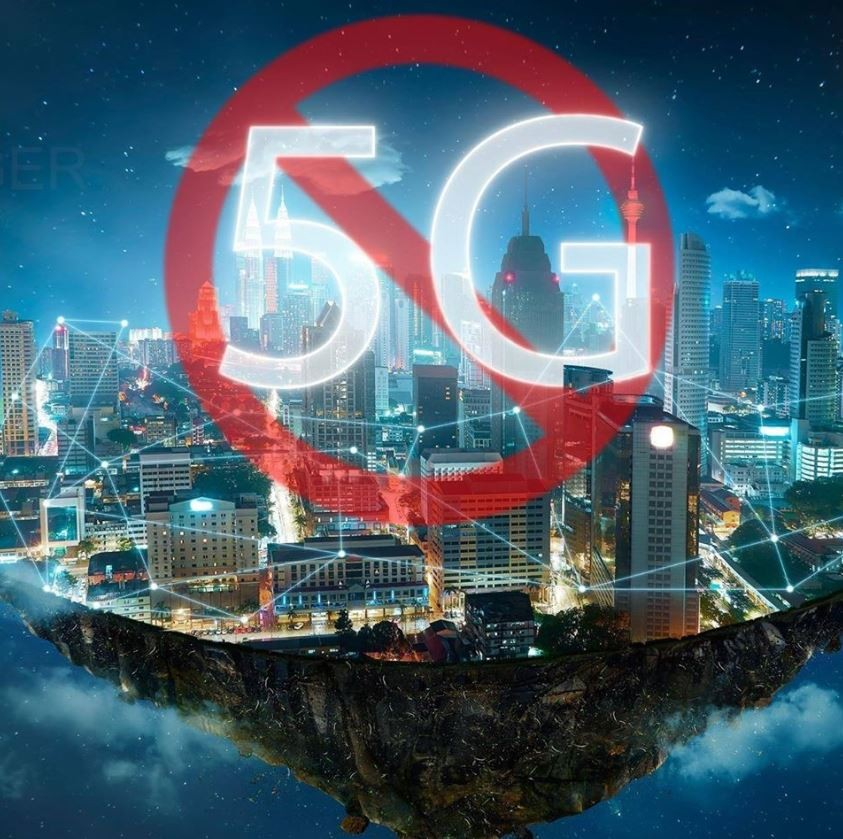 Sveitsi pysäyttää 5G:n