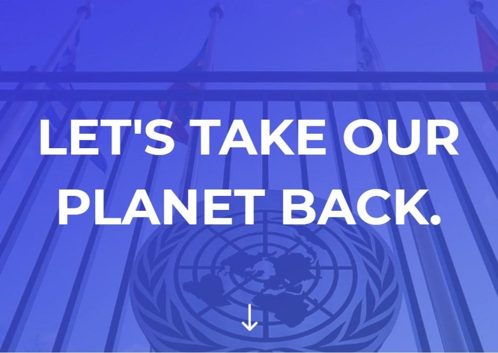 YK ilmoittaa New World Orderin syntymisen