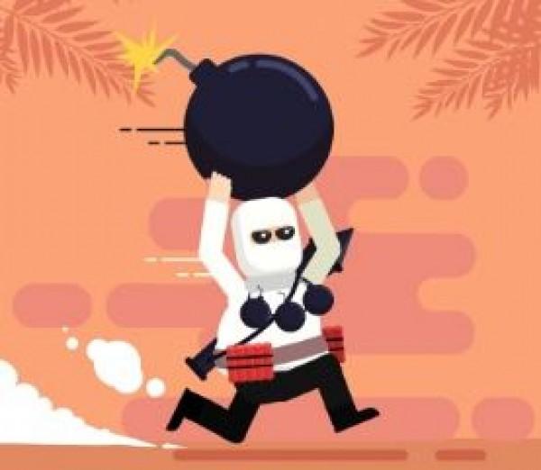 Jihadistit ajettiin ulos San Diego'n koulutusalueen toiminnoista