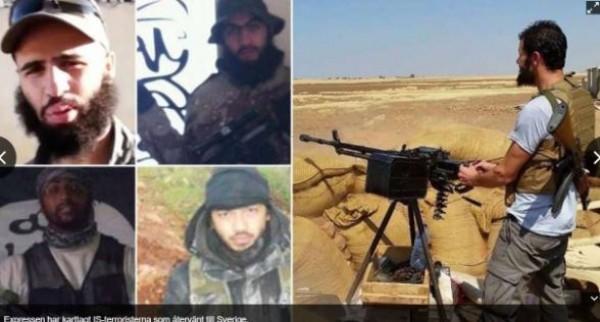 Mitä terroristit kohtasivat?