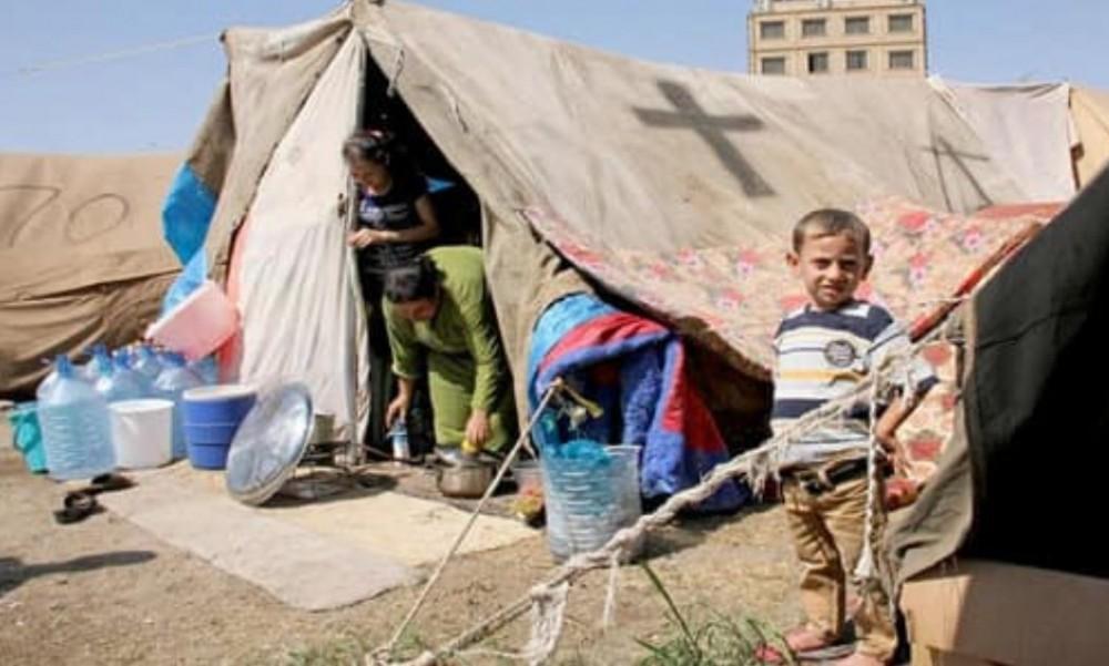 YK luokittelee pakolaiskristityt terroriuhkaksi